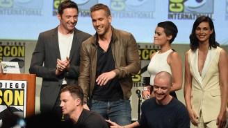 Ryan Reynolds/Deadpool Showed Up In Hugh Jackman's Hotel Room To Ruin His Special Birthday Message