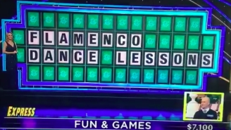 This 'Wheel Of Fortune' Fail Is The Most Cringe-Worthy Thing You'll Watch Today
