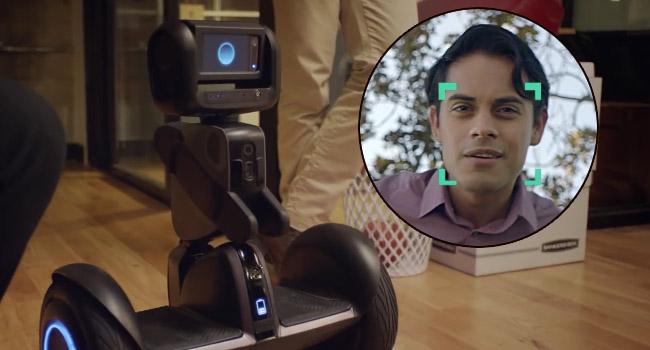 Segway Loomo Rideable Robot Butler