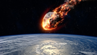 An Asteroid The Size Of Walmart Sailed By Earth Sunday And Was The Closest Miss In Recorded History