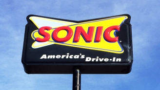 A Sonic In Missouri Put Up A Sign Asking Customers To Stop Smoking Weed At The Drive-Thru Window