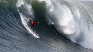 Wipeout Reel Of The Gnarliest Crashes At Mavericks Is Proof Big Wave Surfers Are Insane