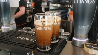 Here's How Some Beer Bubbles Appear To Defy Physics And Float Downward