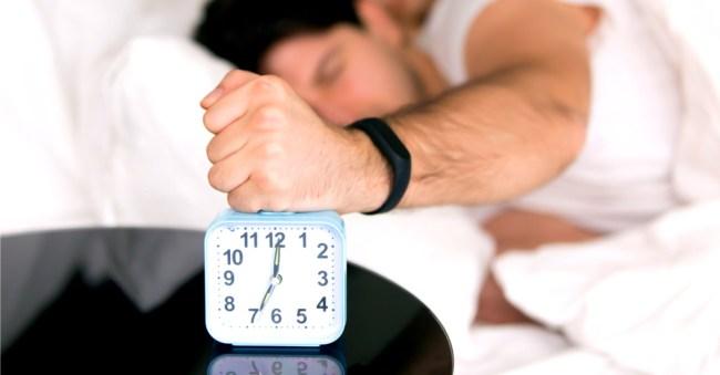 Sleep Tracker Giving You Sleep Disorder