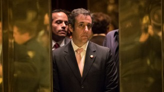 Sportswriter Michael Cohen Is Not Trump's Lawyer, So He'd Really Like You To Stop Tweeting Him