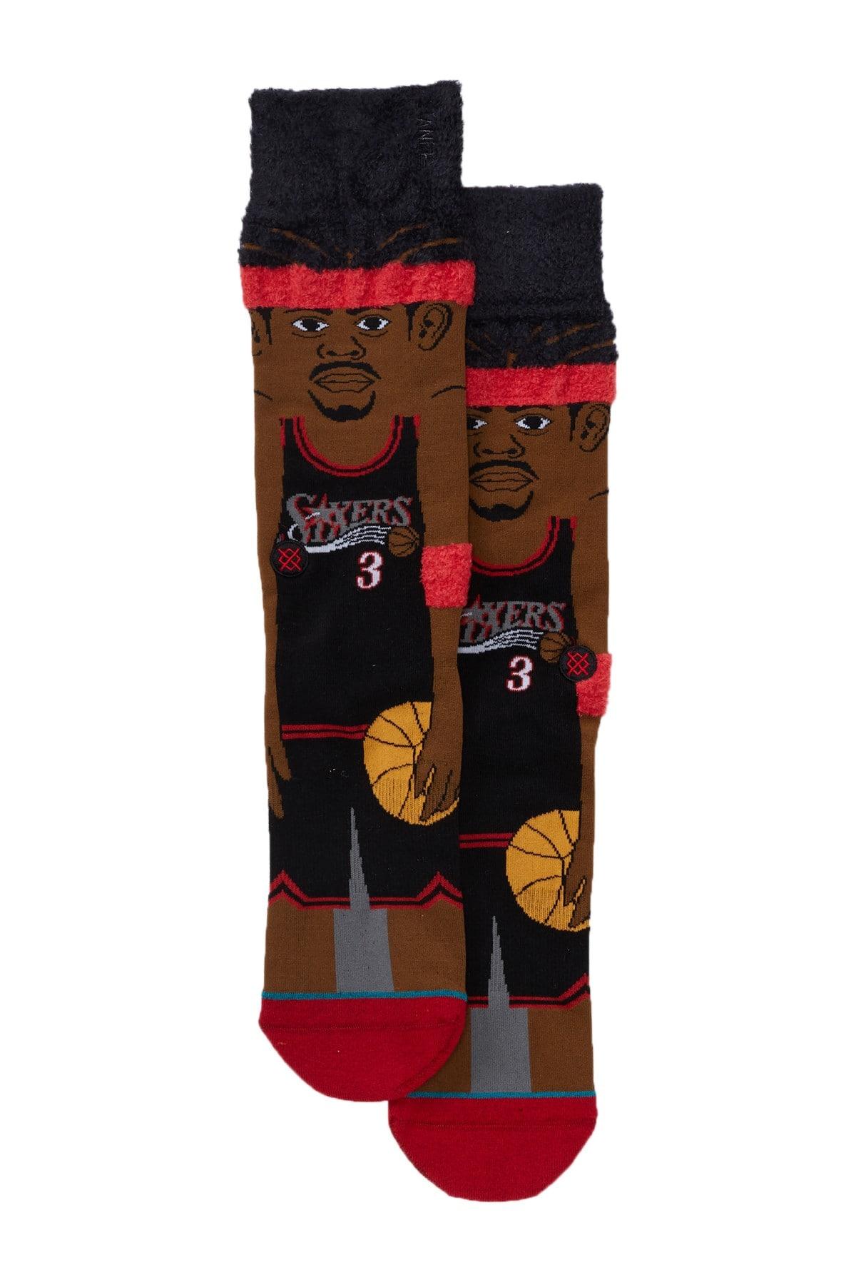 stance socks iverson