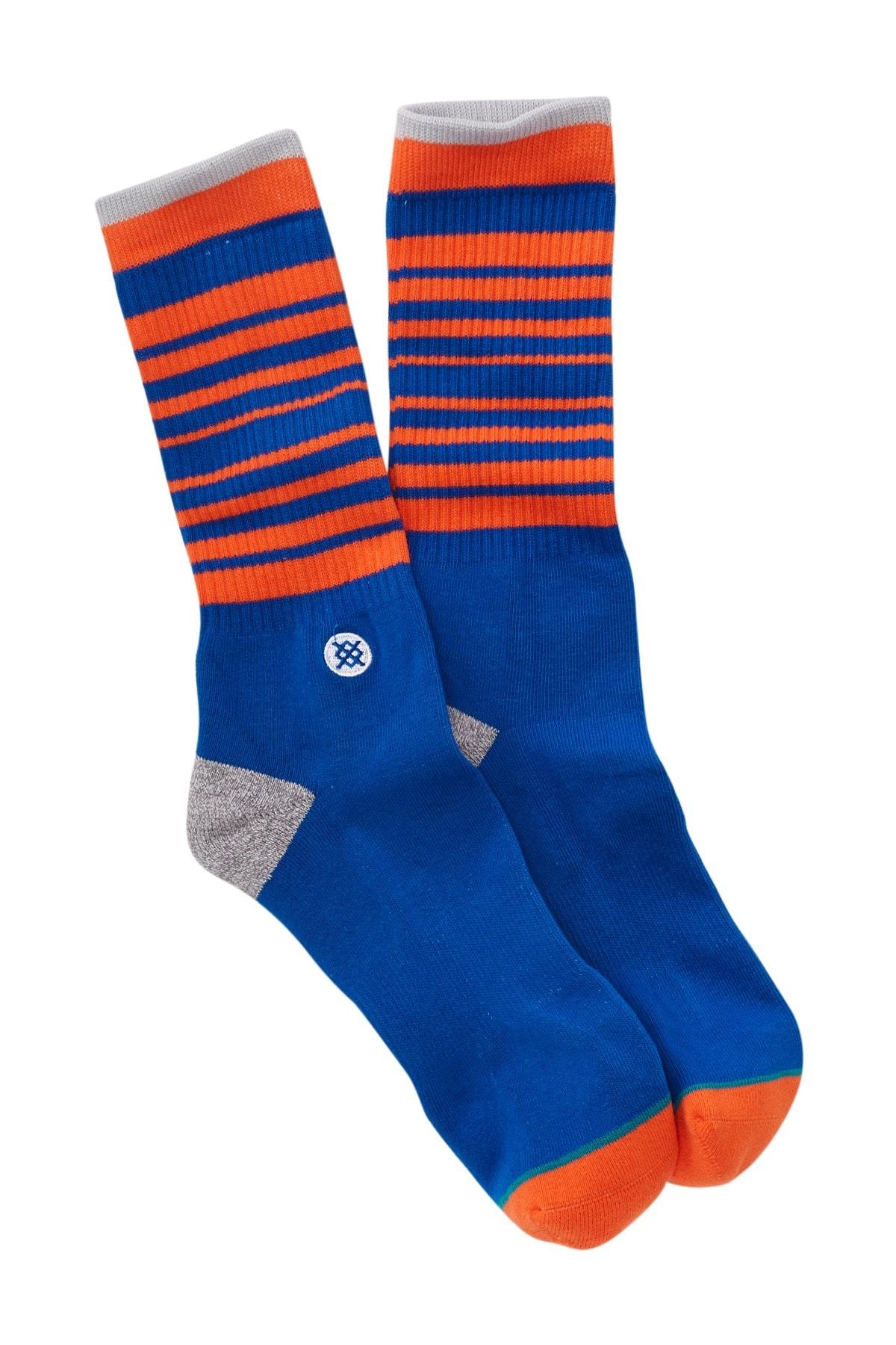 stance socks knicks