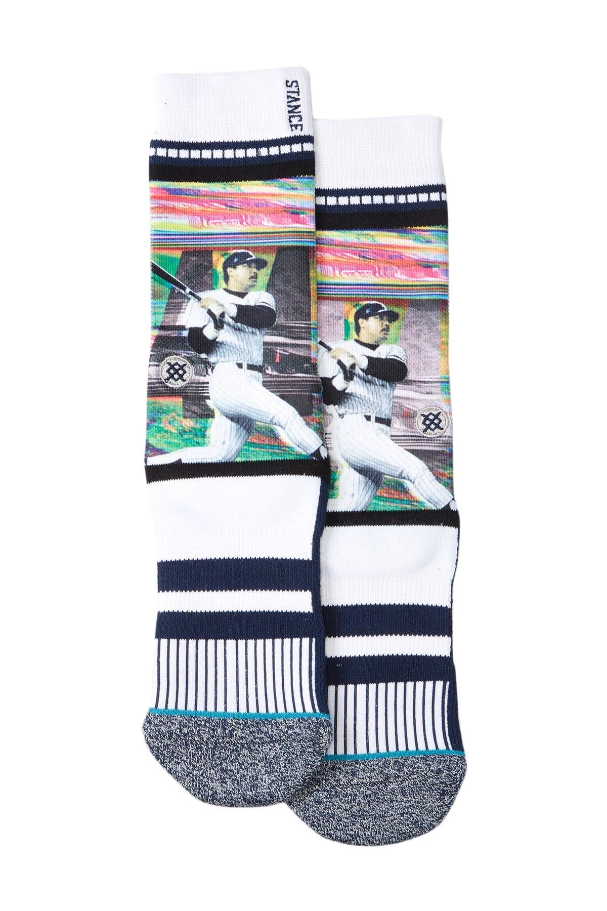 stance socks reggie jackson