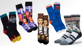 Get Some Of Our Favorite Stance Socks For 50% Off