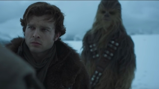 Early Critic Reviews Show 'Solo' Is The Worst-Rated 'Star Wars' Movie Since 'Attack of the Clones'