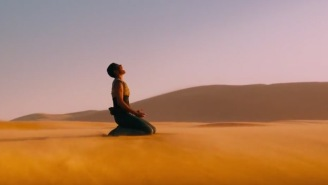 The Story Behind Charlize Theron's Emotionally Intense Scene In 'Mad Max: Fury Road' Is Very Cool