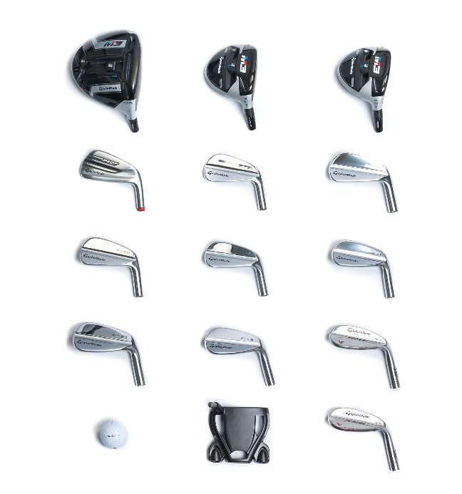 TaylorMade Clubs Used By Pros Masters Dustin Johnson
