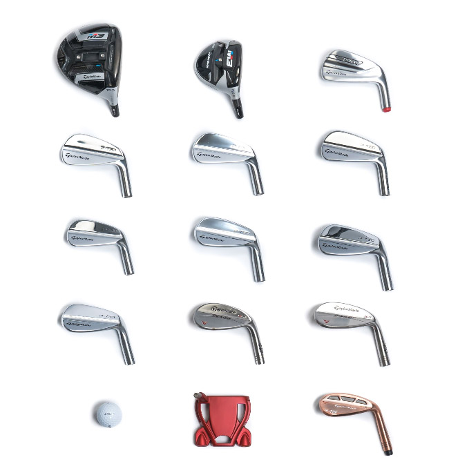 TaylorMade Clubs Used By Pros Masters Jason Day