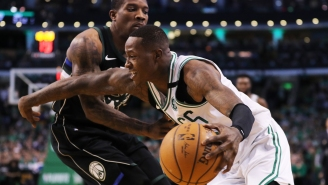 Eric Bledsoe Says He Doesn't Even Know Who Terry Rozier Is After Getting Worked By Him For Two Games