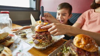 Chili's Is Testing A Massive 5-Meat Monster Burger Called 'The Boss' That Has 1,650 Calories