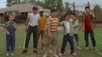 'The Sandlot' Cast Talk About Behind-The-Scenes, Ham Said Castmate Punched Him In The Face During Filming