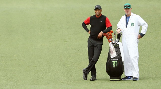 Tiger Woods Story First Hole-In-One