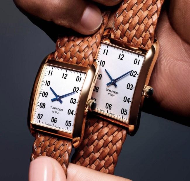 Tom Ford 001 Watch