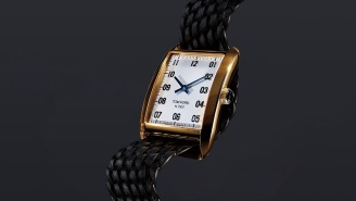 The First Ever Luxury Watch Design From Tom Ford Has Been Revealed And I'm Liking It A Lot