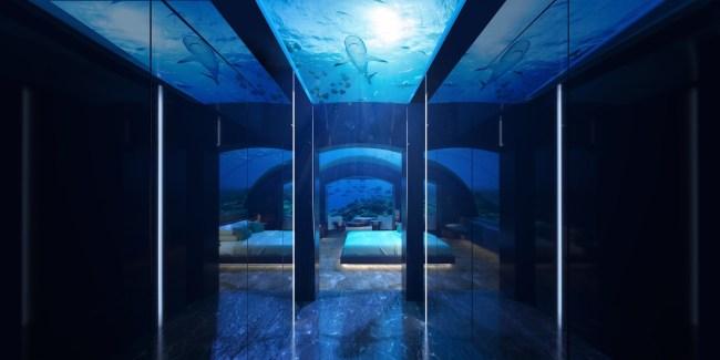 Conrad Maldives Rangali Island Underwater Hotel