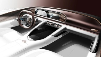 The New Vision Mercedes-Maybach Ultimate Luxury SUV Set To Debut At The 2018 Beijing Auto Show