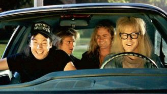 The Most Popular Song To Sing Along To While Driving Has 'Wayne's World' To Thank For The Title