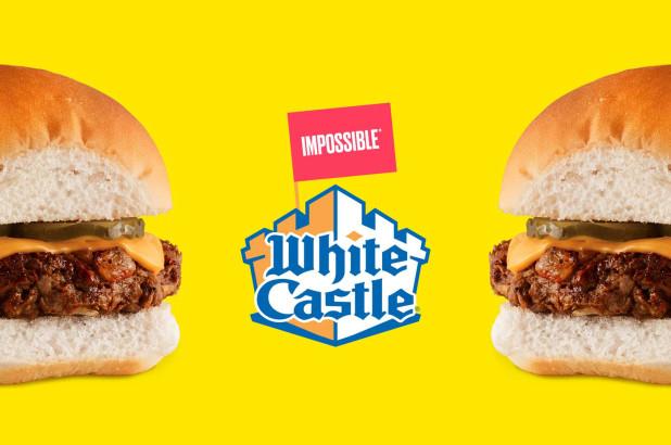 white castle impossible burger sliders