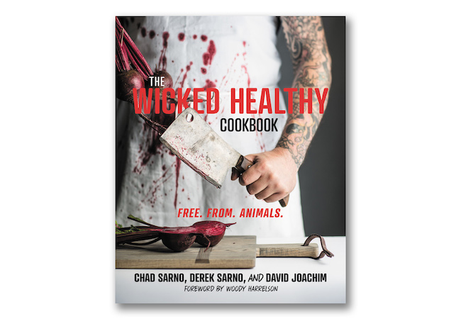 Wicked Healthy Cookbook Cover