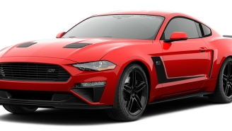 2018 Roush Performance JackHammer Mustang Boasts 710 Horsepower And Challenges The Hellcat