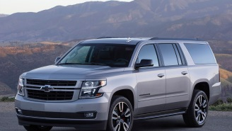 2019 Chevrolet Suburban RST Performance Package Is Definitely Not Your Typical Family Truckster