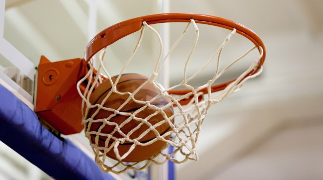 25-Year-Old High School Basketball