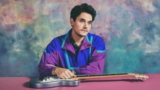 John Mayer Just Dropped A Summer Jam Referencing 'Pushing 40 In The Friend Zone'