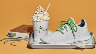 Allbirds And Shake Shack Have Teamed Up To Create One Fresh Pair Of Limited Edition Trainers