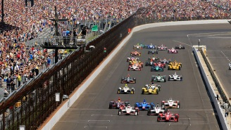 Amazing Animation Shows The Evolution Of IndyCars Over 100 Years All In One Morphing GIF