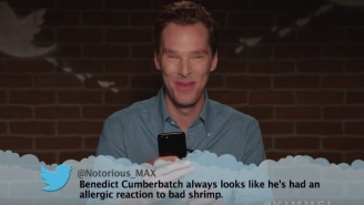 Scarlett Johansson, Chris Pratt, And More Get Torched In 'Mean Tweets – Avengers' Edition
