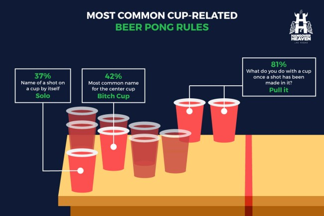 Beer Pong Survey Habits Rules