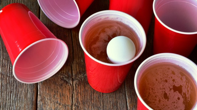Beer Pong Survey Popular Habits Rules