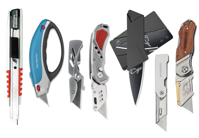 Best Box Cutters Everyday Carry