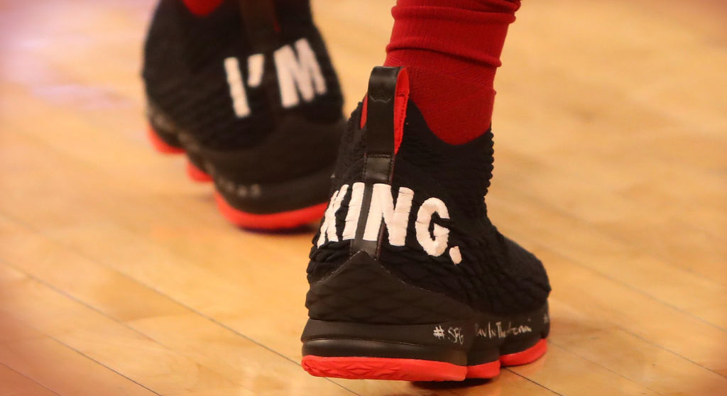 Best-Selling NBA Signature Shoes