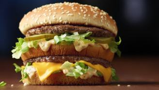 Two People Are Suing McDonald's For $5 Million Over A Slice Of Cheese