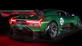 Australian Carmaker Brabham Automotive Unveiled Their Badass New $1.4 Million BT62 Supercar