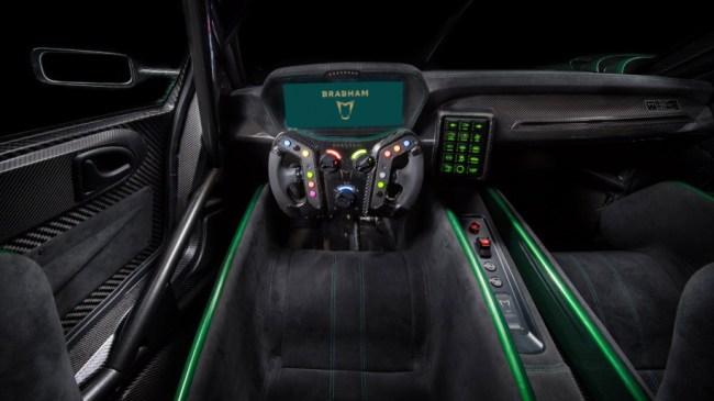 Brabham Automotive BT62 Supercar