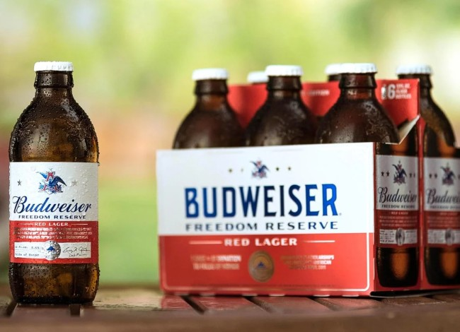budweiser george washington beer recipe