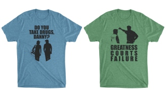I Must Own These Caddyshack And Roy McAvoy Golf T-Shirts And I Must Own Them Now