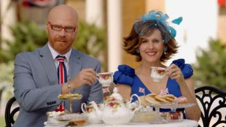 Will Ferrell Will Be Doing A Spoof Broadcast Of The Royal Wedding As Broadcast Legend Cord Hosenbeck