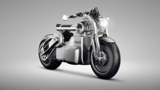 Curtiss Zeus Breaks The Mold Of All-Electric Motorcycles, Declared 'Most Innovative Motorcycle'