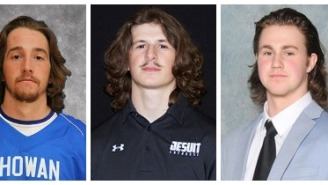 The 2018 College Lacrosse All Flow Team — Division II