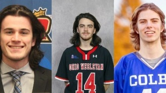 The 2018 College Lacrosse All Flow Team — Division III