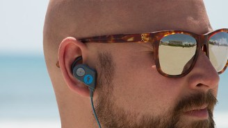 These Bluetooth Earbuds Are Perfect For Working Out