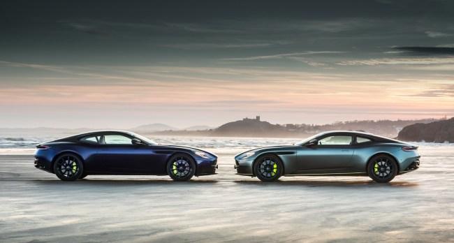 Aston Martin DB11 AMR Specs Pics